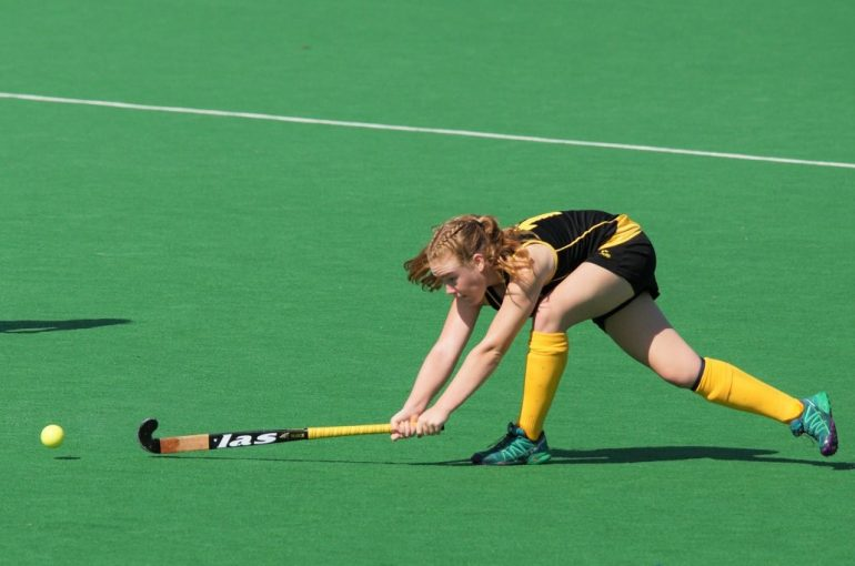 Caitlyn to compete in National Hockey Championships