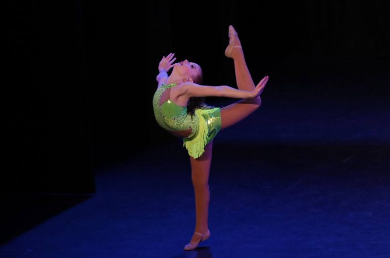 Students compete at Perth Dance Challenge