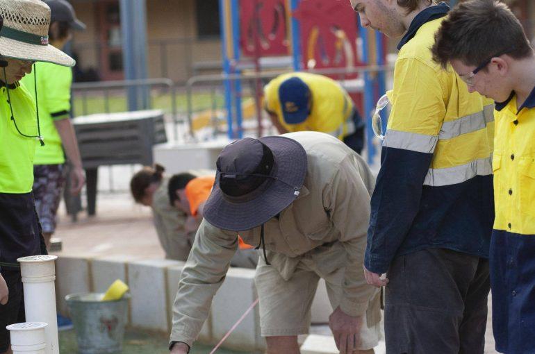 Cert II in Construction Pathways Project