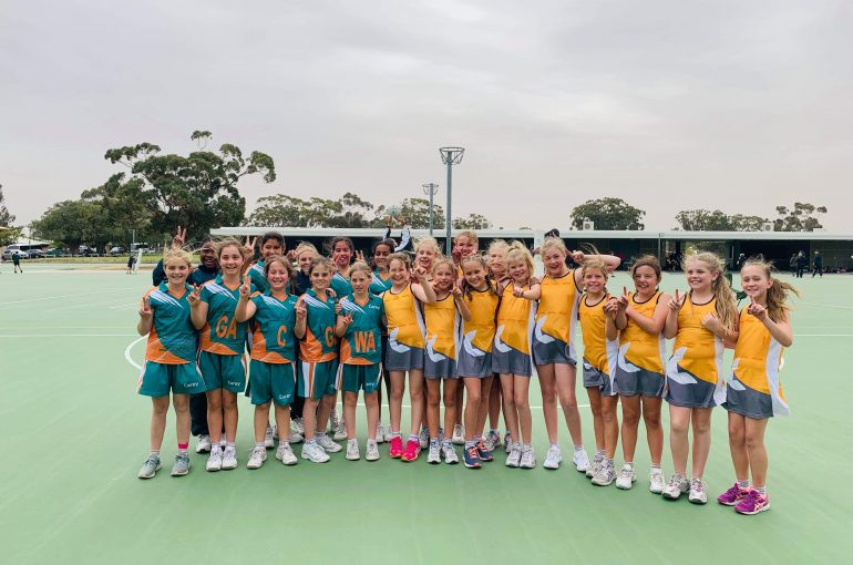 Success at the WACSSA Netball Carnival