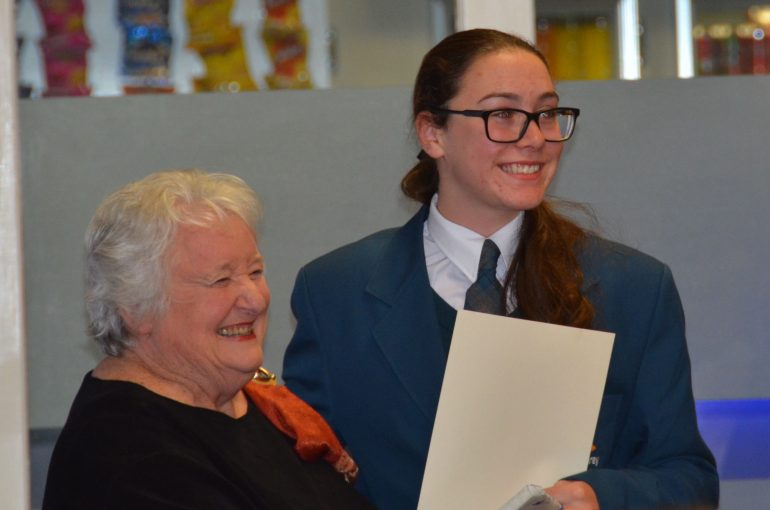 Success at the Atwell Youth Art Awards