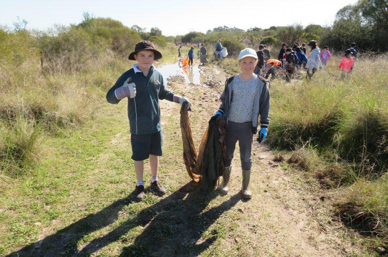 Big Walk, Emu Stalk