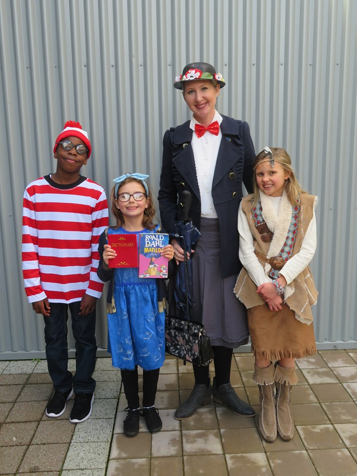 Book Week at Carey Forrestdale