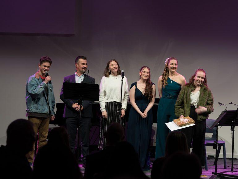 Year 12 ATAR Music Recitals