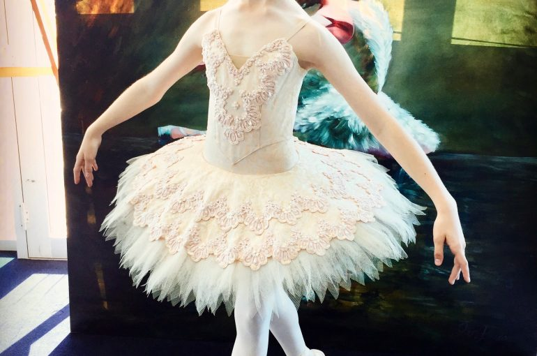 Grace accepted into Australian Ballet School