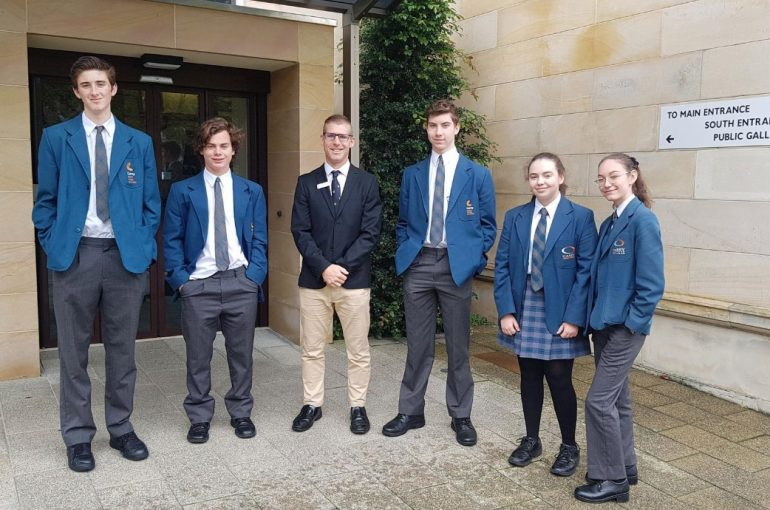 Year 11 Politics and Law Excursion