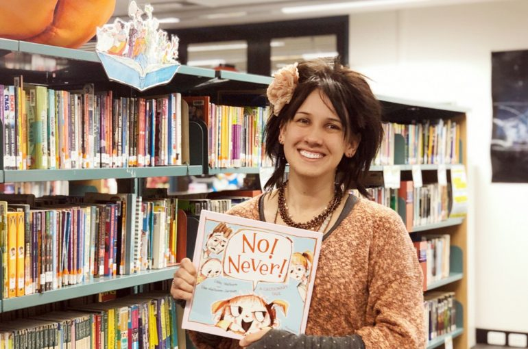 Library says 'Yes! Always!' to No! Never!