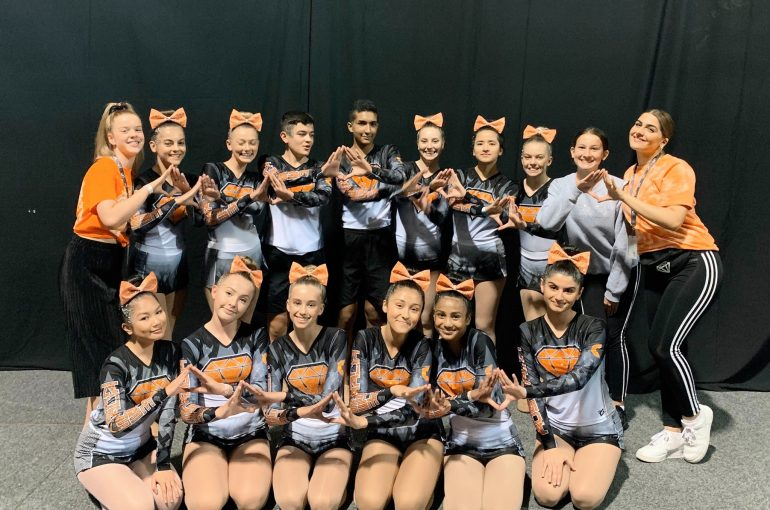 Cheer Teams Compete at ATC Starz Championships