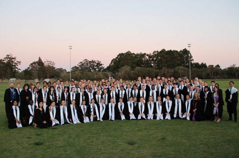 Year 12 Graduation Night