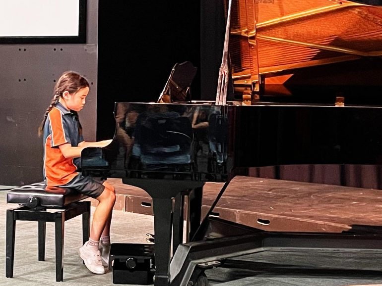 Carey Piano Competition