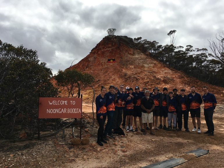 Year 10 X-Over Down South