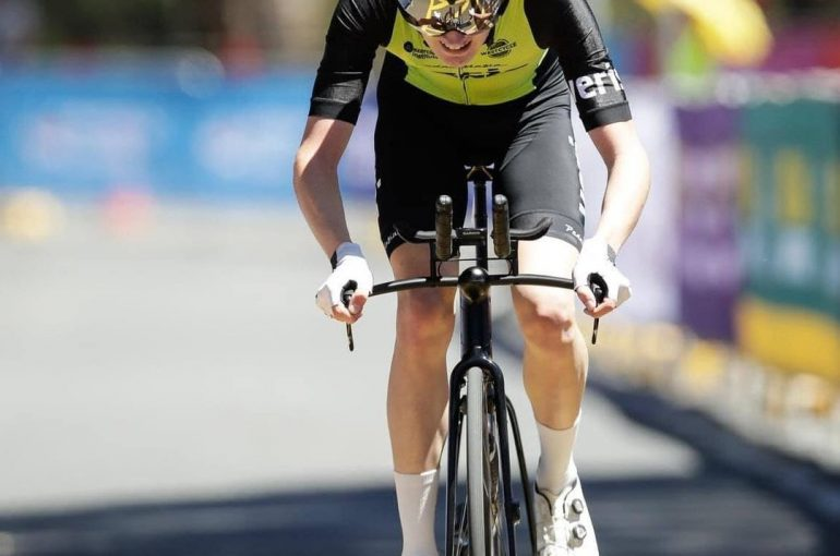 Carey Graduate's Cycling Success