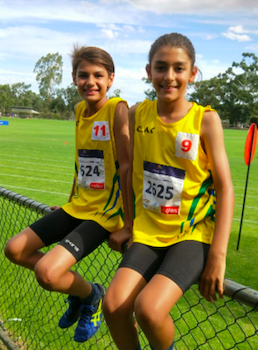 Students Qualify for Athletics State Championships