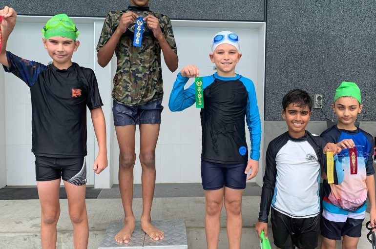Carey Harrisdale Primary Swimming Carnival
