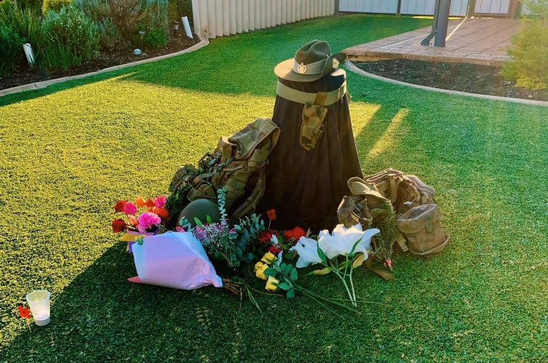 ANZAC Day Driveway Services