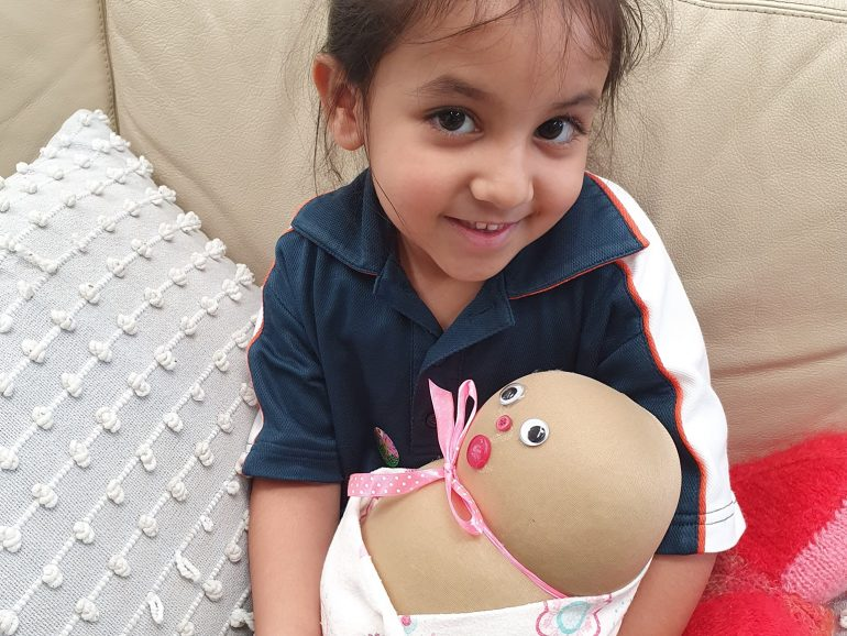 Pre-Primary Rice Baby Project