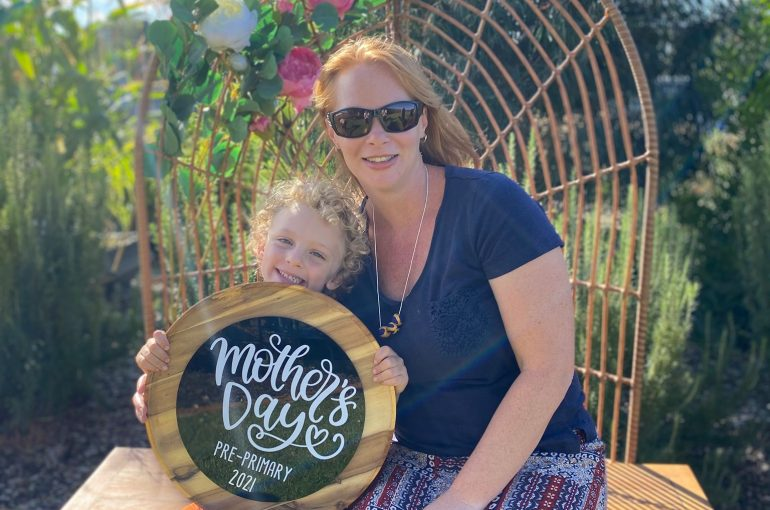 Pre-Primary Mother's Day at Forrestdale