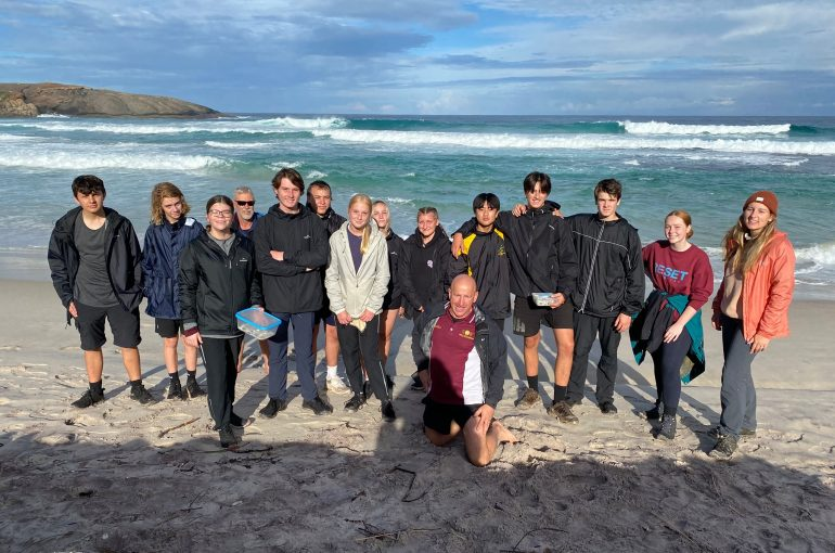 Year 11 Outdoor Education Camp