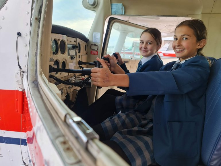Year 7 Aviation Excursion