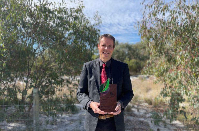 Best Small Project for Excellence in Revegetation