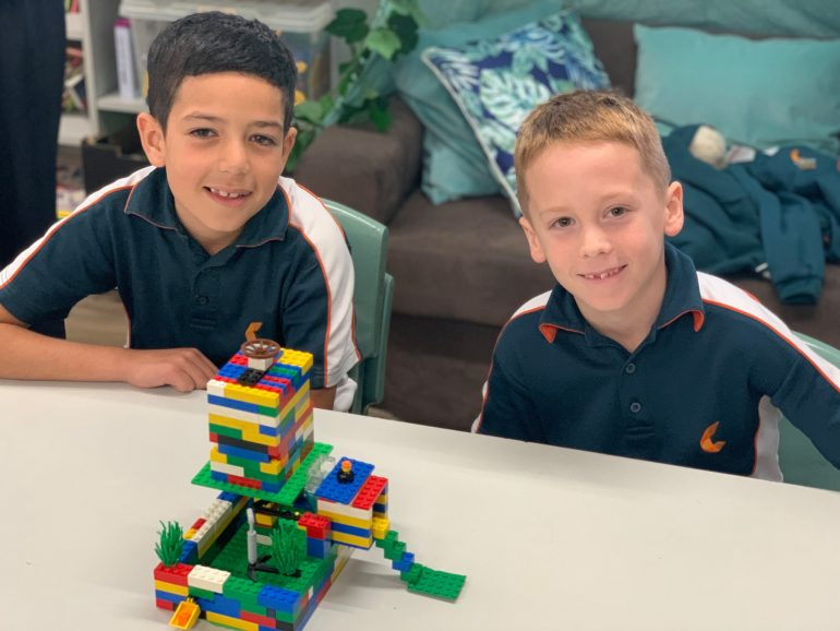 Year 3 Lego Masters