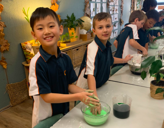Year 3 Science Experiments