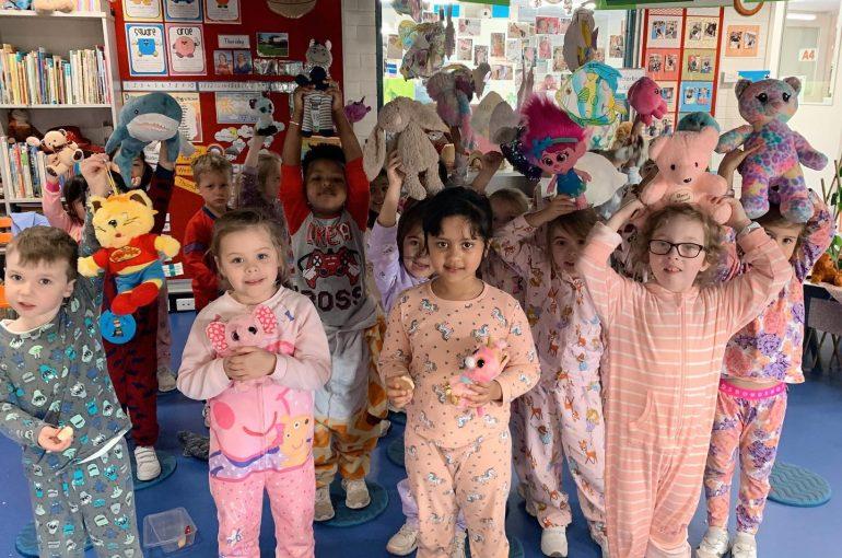 Pyjama Day In Pre-Primary