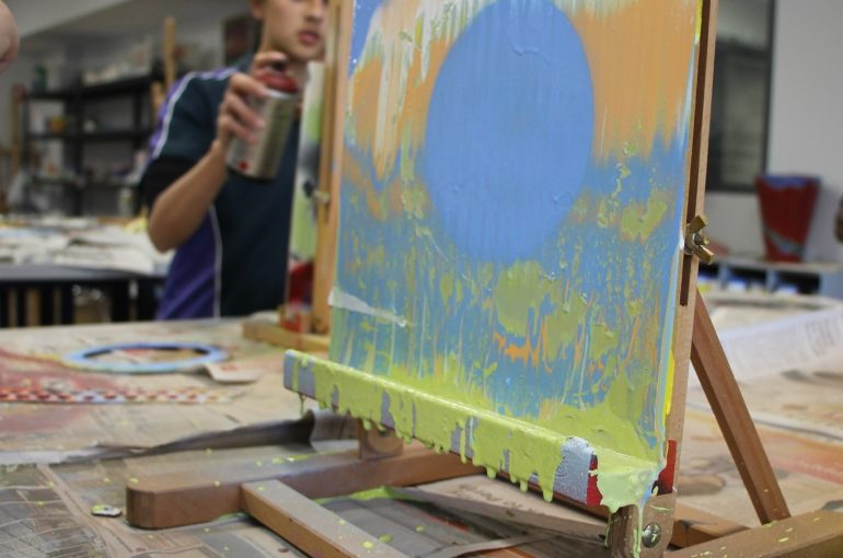Spray Paint Incursion
