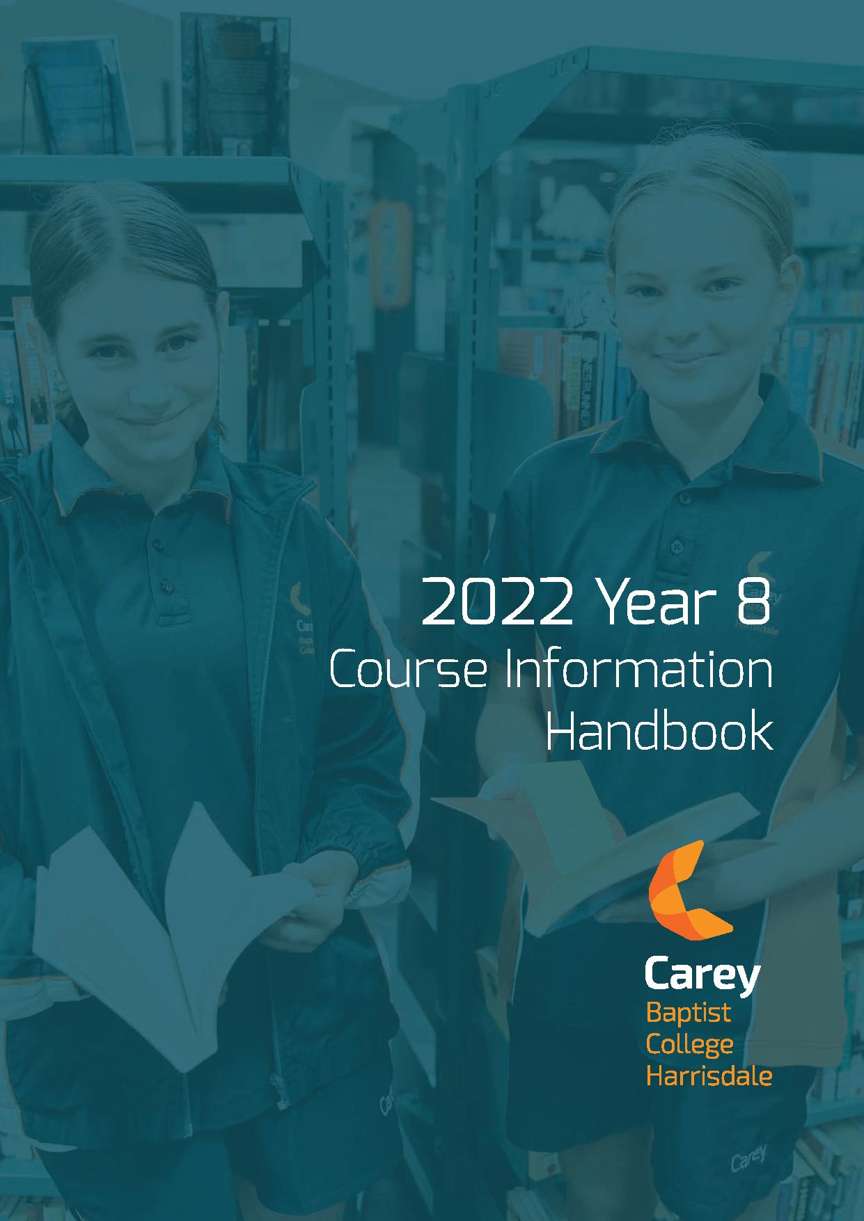 WEB-Course-Information-Handbook-Yr8-2022