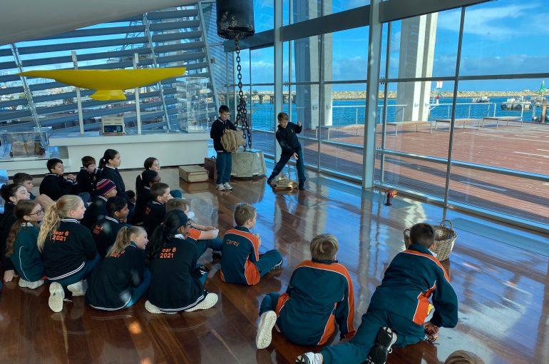 Year 6 WA Maritime Museum Excursion