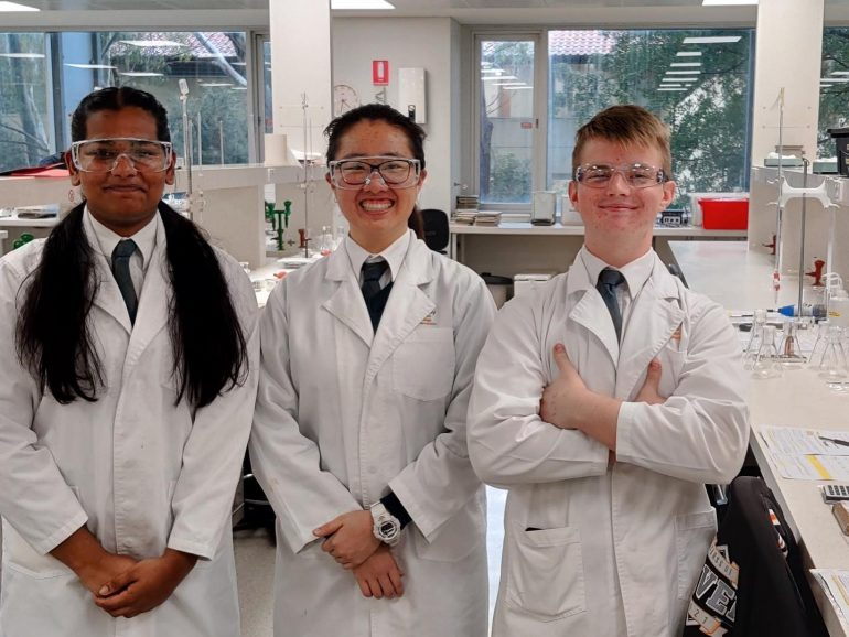 Carey Chemistry Excellence