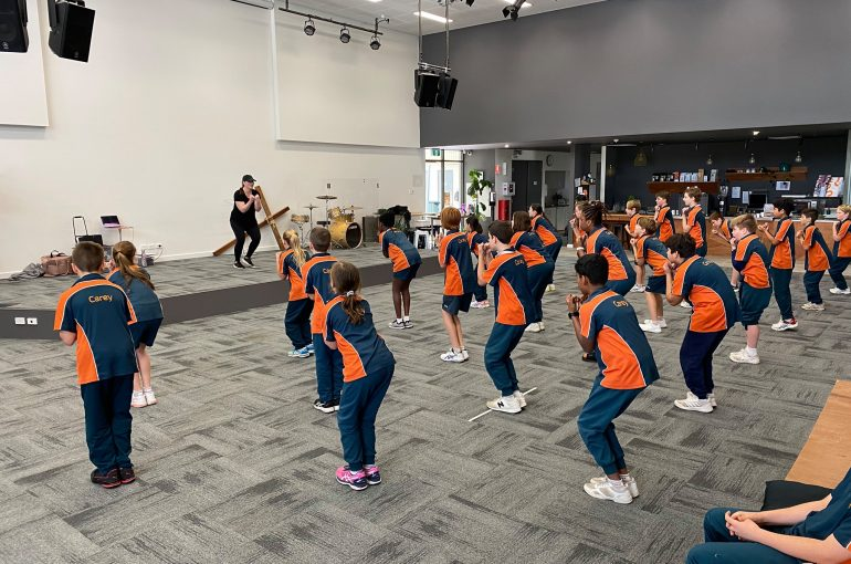 Edu-Dance Rehearsals