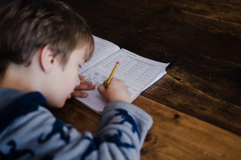 Helping our Children Get Top Grades